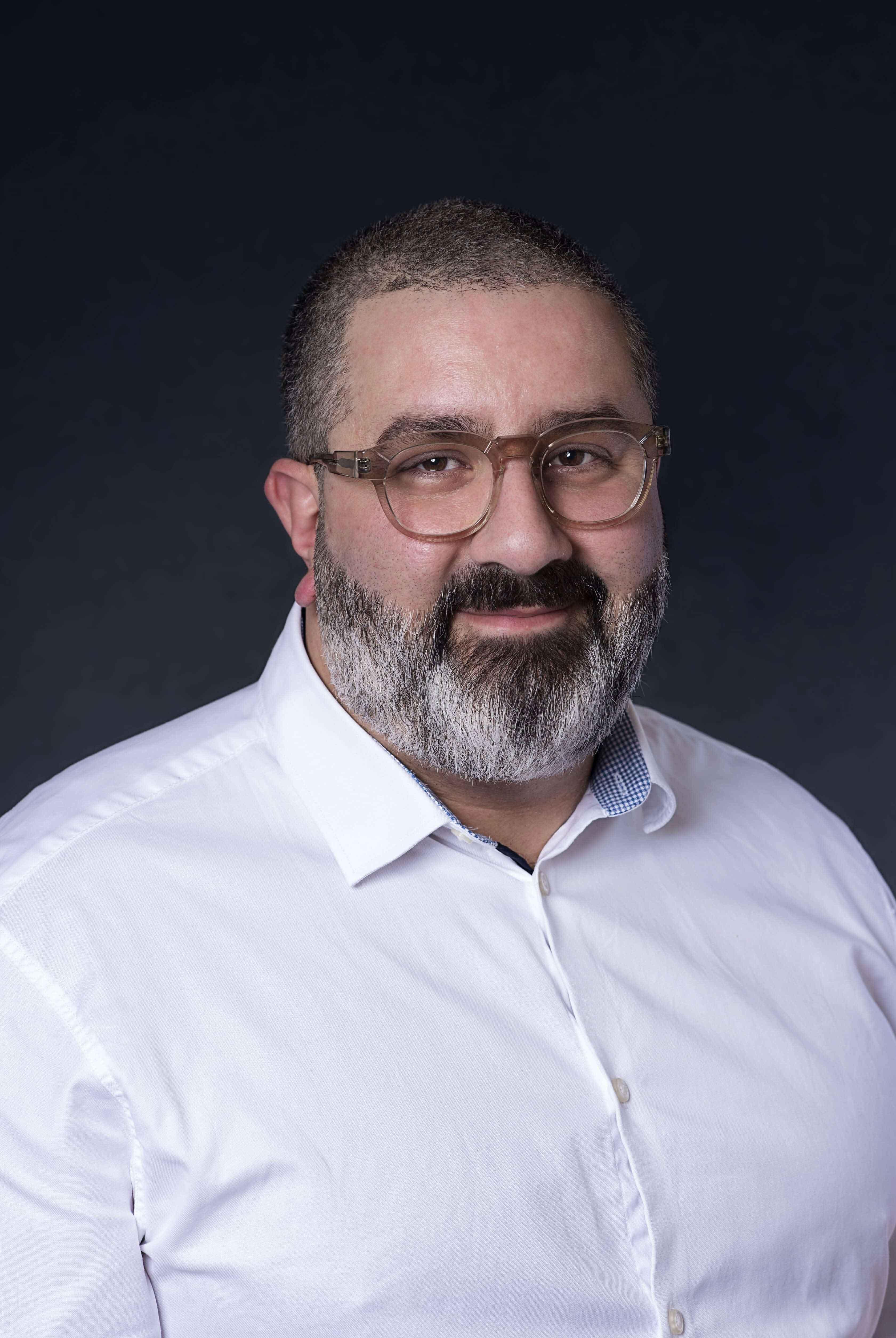 Daniel Aharon